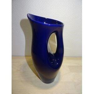 Flot keramik kande fra Rörstrand. Farve blå.
