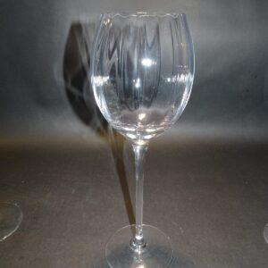 Capriccio hvidvins glas Holmegaard Ole Kortzau