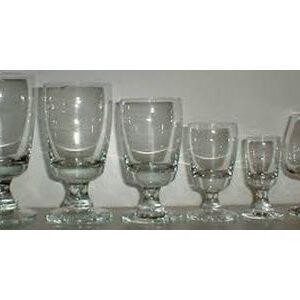 Almue, vinglas, Holmegaard