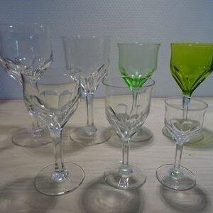 Oreste, vinglas, Holmegaard