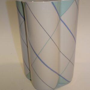 Ann-Sofi Romme porcelæns vase, Royal Copenhagen