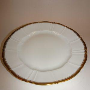Offenbach, middag tallerken porcelæn, Bing & Grøndahl