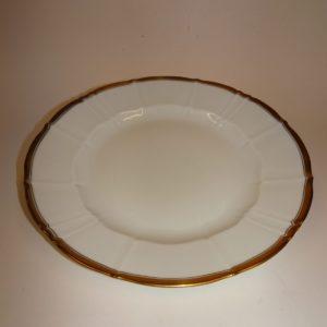 Offenbach, frokost tallerken porcelæn, Bing & Grøndahl