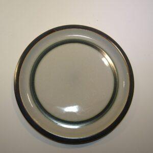 Tema, frokost tallerken stentøj, Bing & Grøndahl