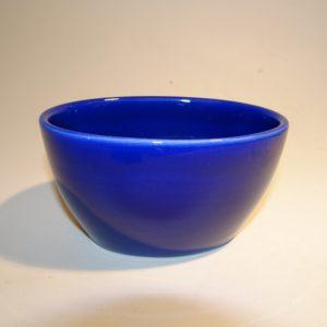 Ursula fajance lille skål 10 cm, blå, Royal Copenhagen, Ursula Munch-Petersen