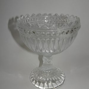 Mariskooli fra Iittali i klart glas, 15 cm