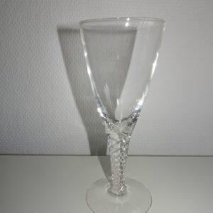 Amager Export rødvins glas, Holmegaard