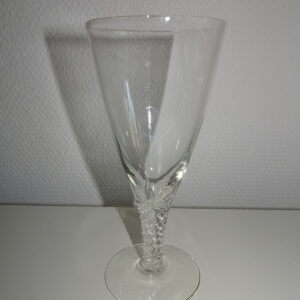 Amager Export hvidvins glas. Holmegaard