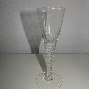 Amager export snapseglas, Holmegaard