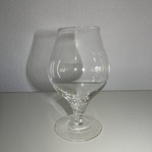 Amager Twist cognac glas, Holmegaard