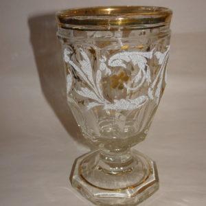 Gammelt hollandsk porterglas