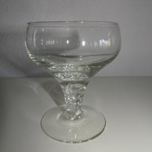 Amager Twist likør glas, Holmegaard
