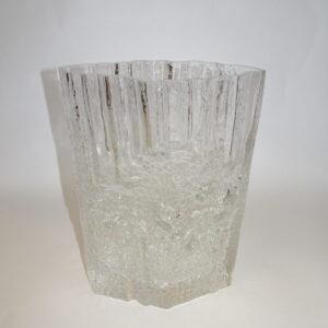 Pinus vase af Tapio Wirkkala for Iittala i hel og flot stand