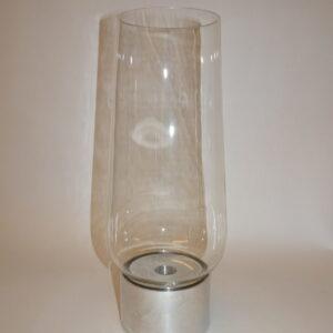 Hurricane Georg Jensen i glas og rustfri stål