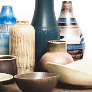 Keramik og Fajance